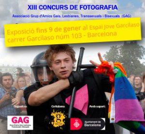 Exposició fins el 9 de gener - carrer Garcilaso núm 103