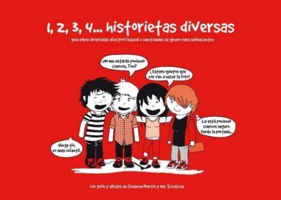 1,2,3,4… historietas diversas