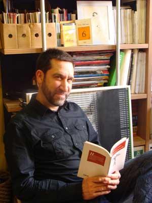 Vicenç Vernet — El discurs de l'escritor LGTB