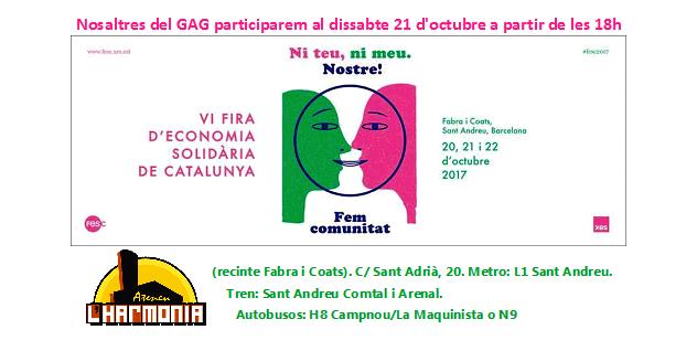Feria de Economía Solidaria