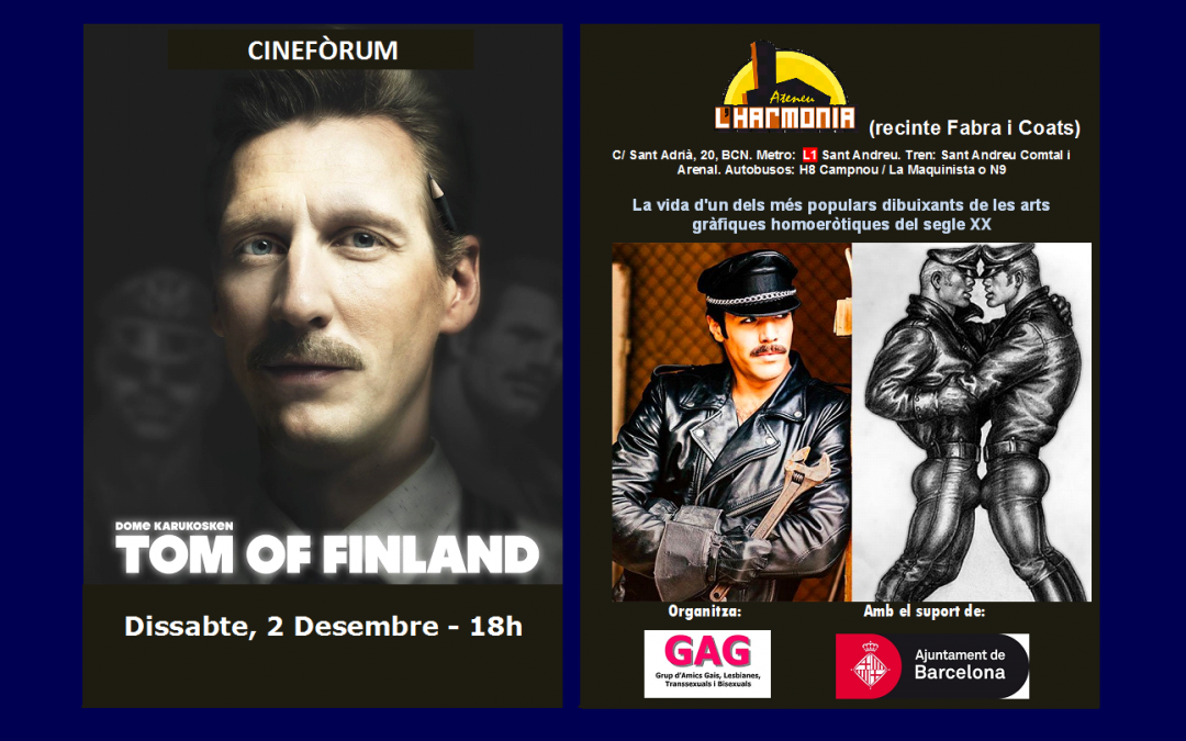 Cinefòrum – Tom of Finland