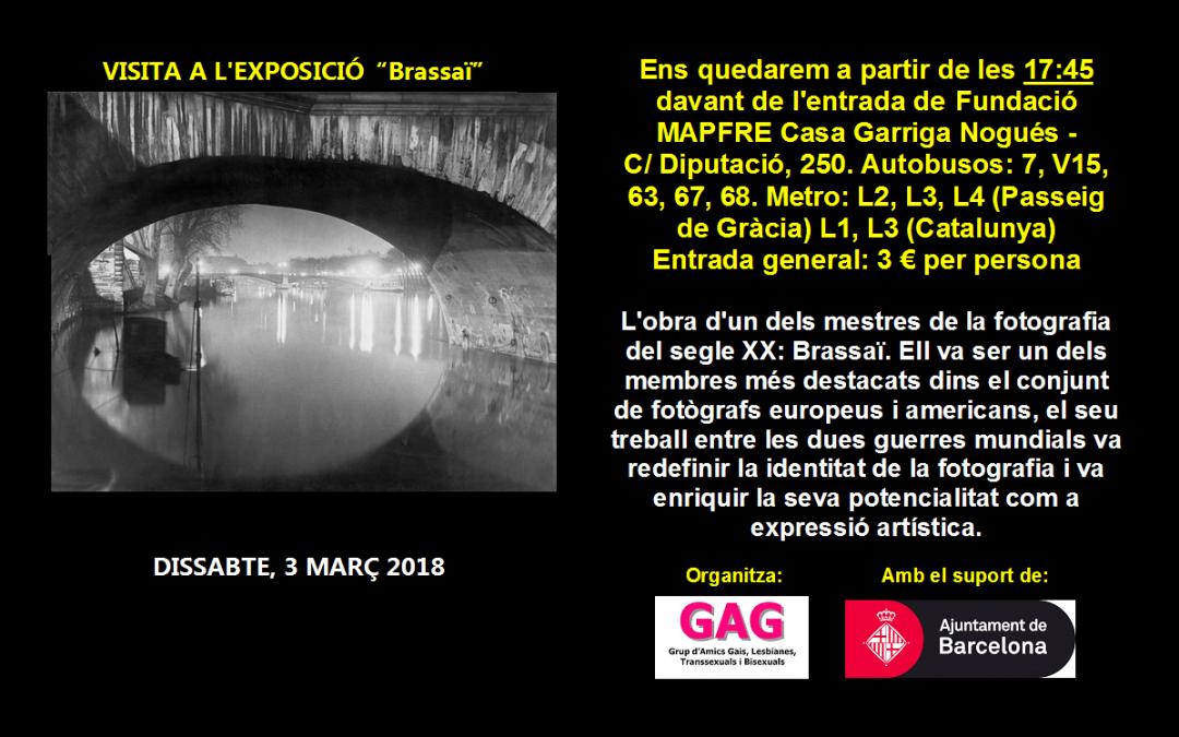 Visita – Exposició Fotografia