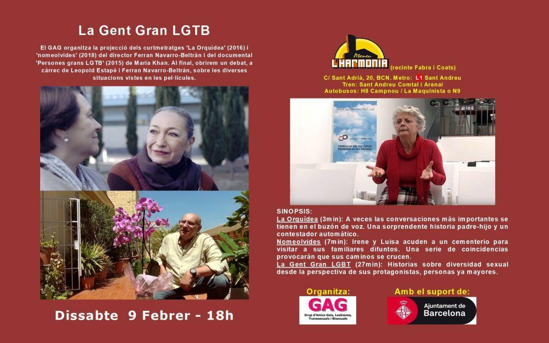 La Gent Gran LGBT – 9 febrer – 18h