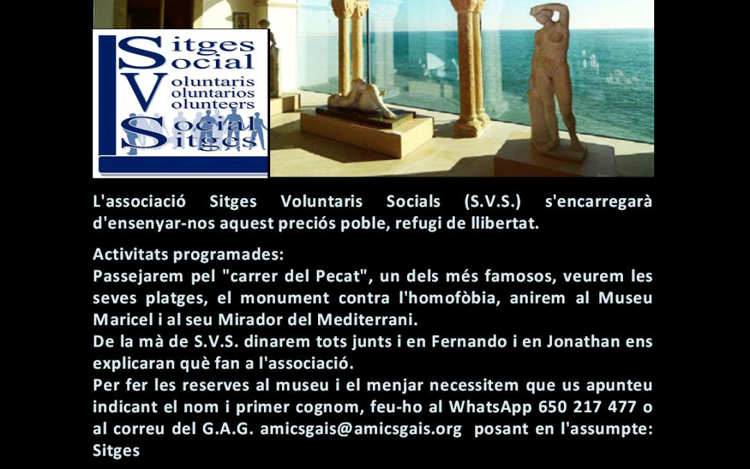 Excursió a Sitges – 26 de Gener
