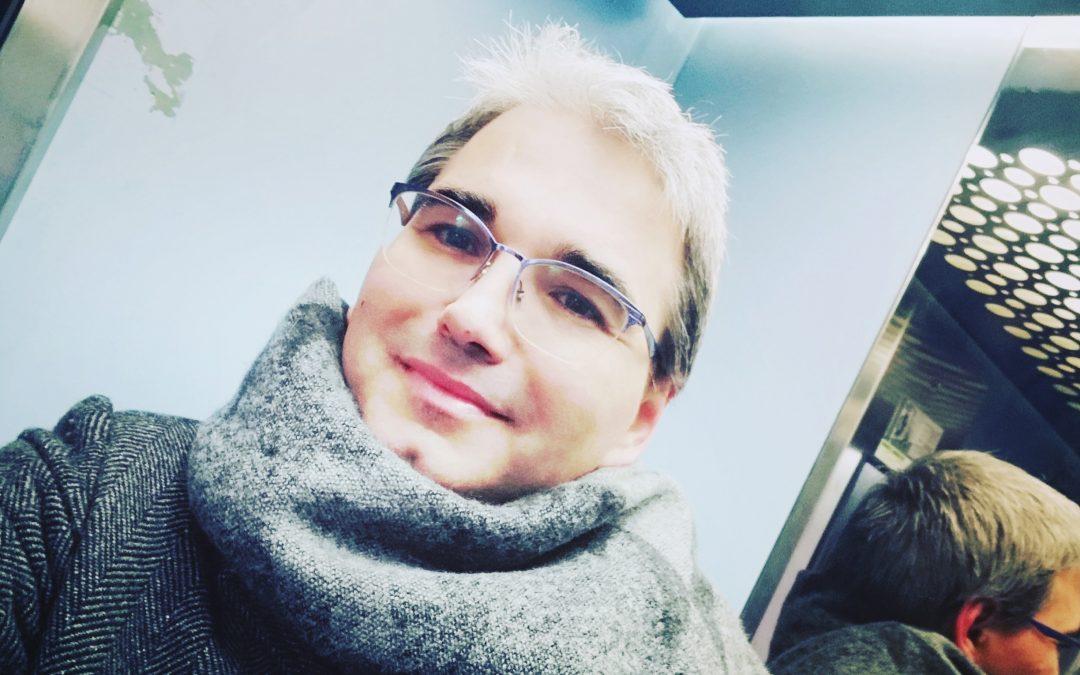 David Mateo Casado – Els homes grans gais: testimoni d'una masculinitat dissident